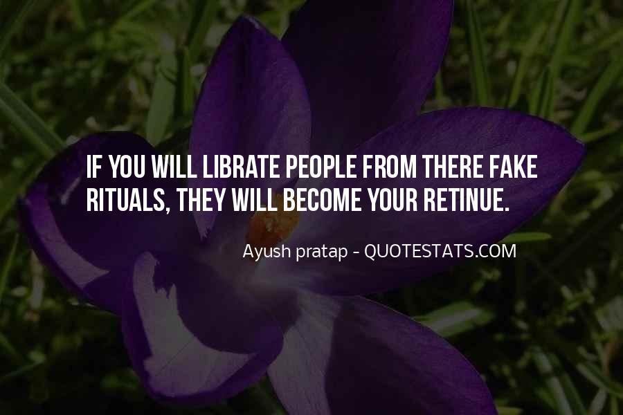 Ayush Pratap Quotes #1051021