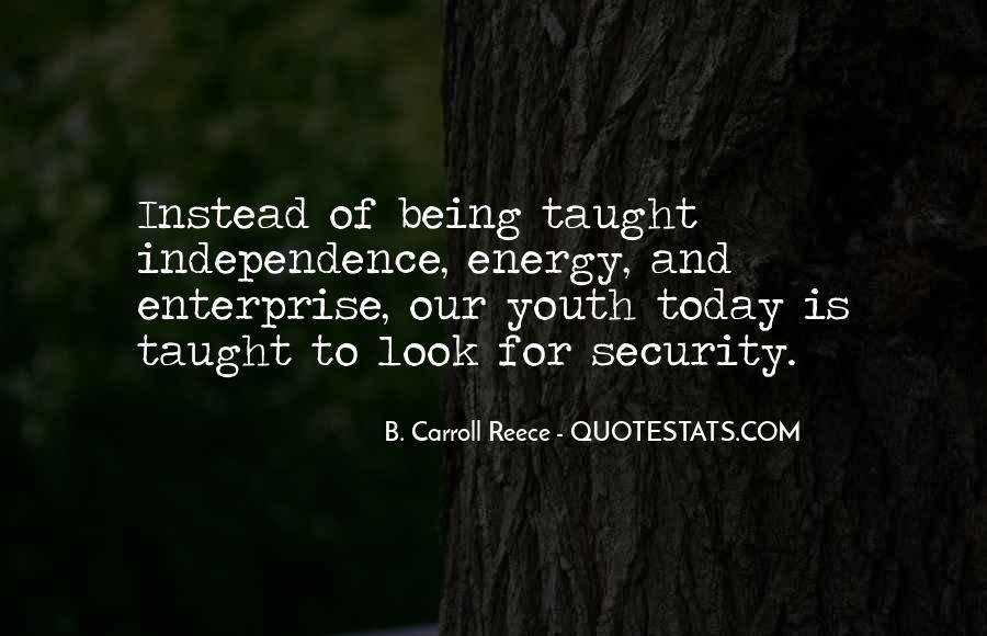 B. Carroll Reece Quotes #1046453
