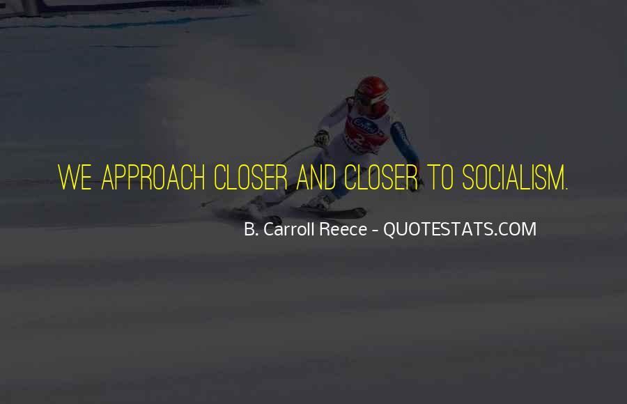 B. Carroll Reece Quotes #155044