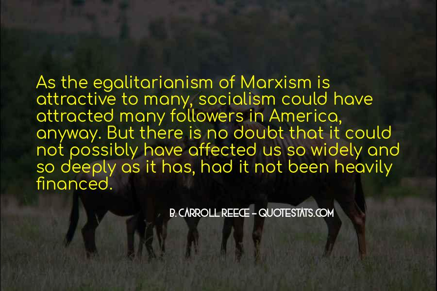 B. Carroll Reece Quotes #1563566