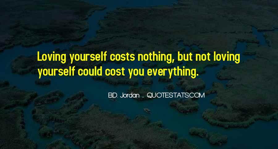B.D. Jordan Quotes #322771