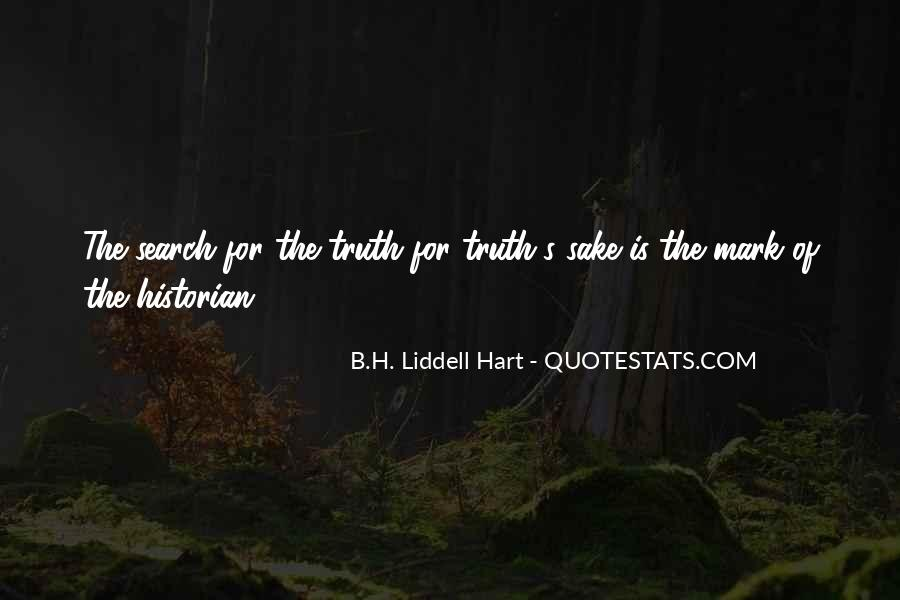 B.H. Liddell Hart Quotes #172944