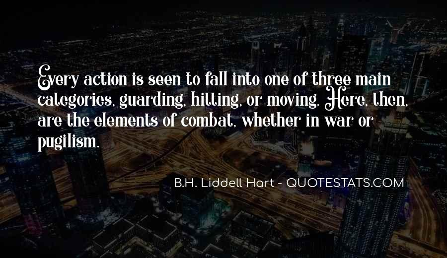 B.H. Liddell Hart Quotes #319278