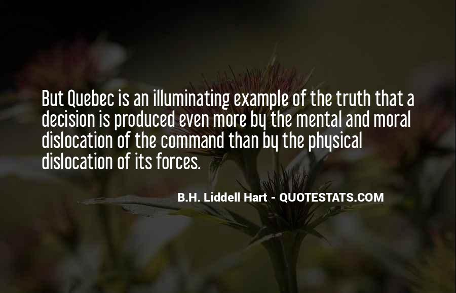 B.H. Liddell Hart Quotes #575422