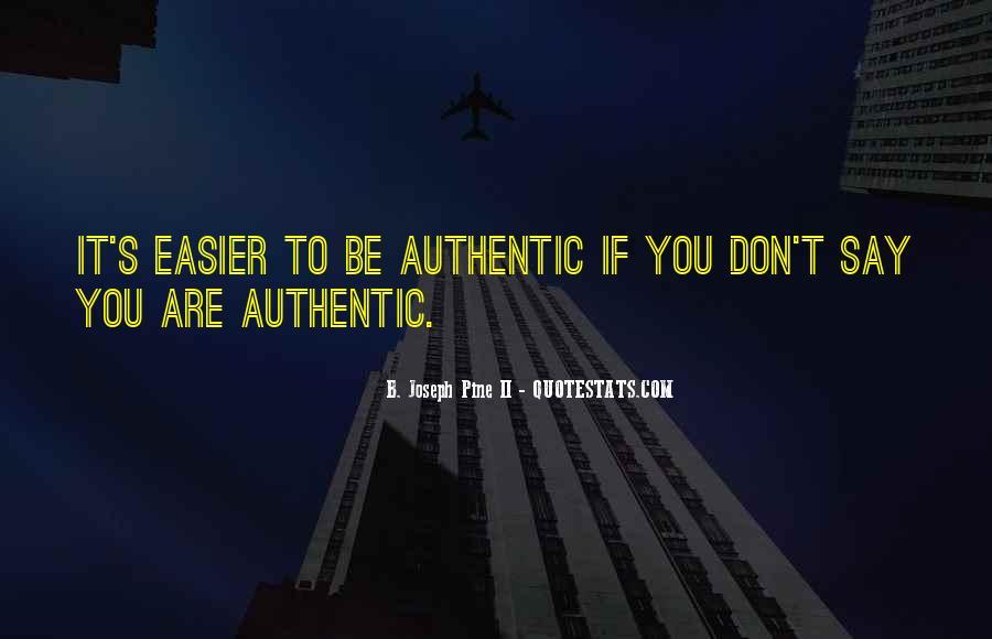 B. Joseph Pine II Quotes #1799908
