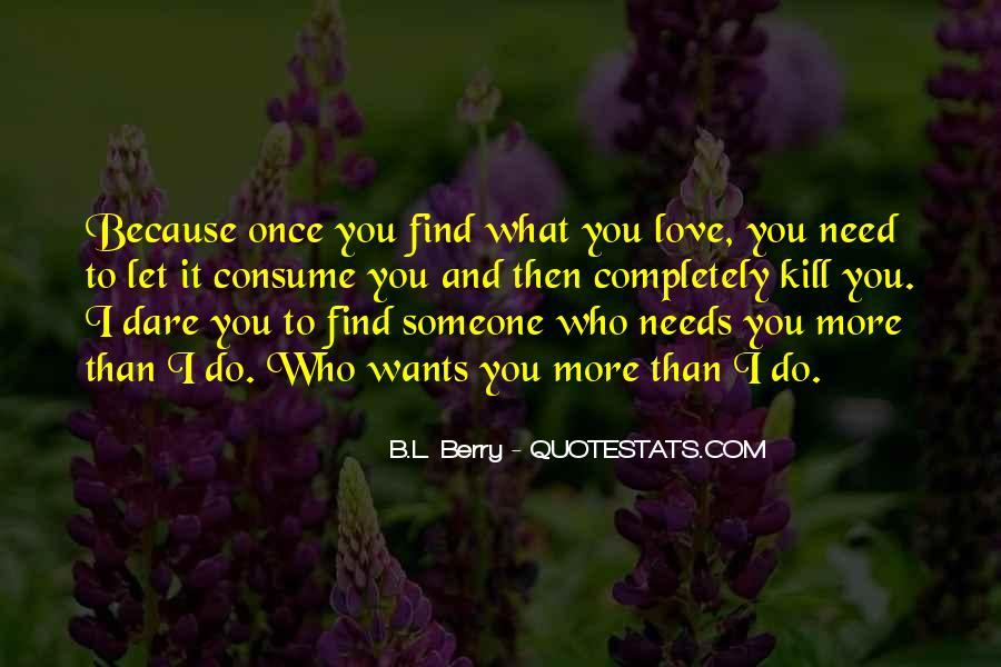 B.L. Berry Quotes #543376