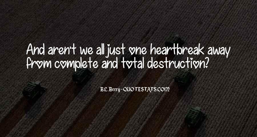 B.L. Berry Quotes #707019