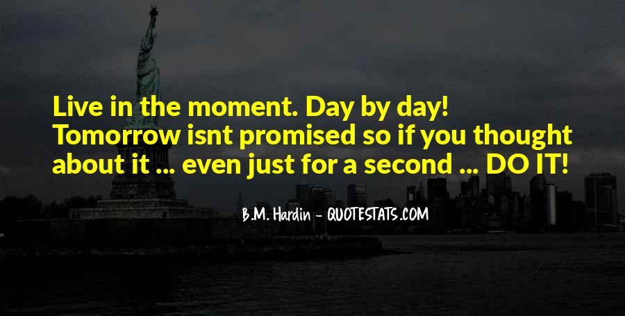 B.M. Hardin Quotes #490105