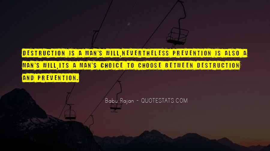 Babu Rajan Quotes #351158