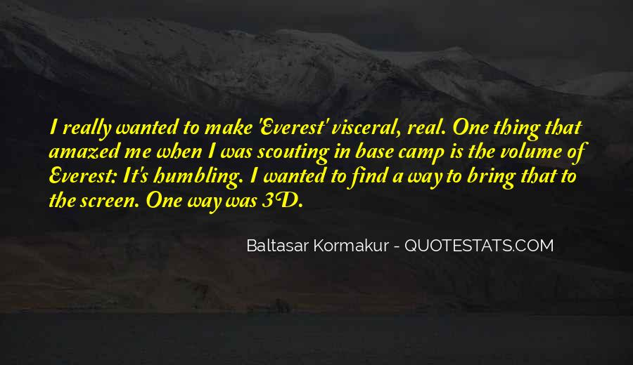 Baltasar Kormakur Quotes #1351694
