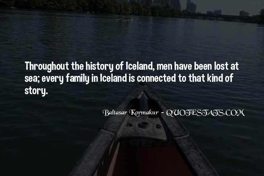 Baltasar Kormakur Quotes #1519861