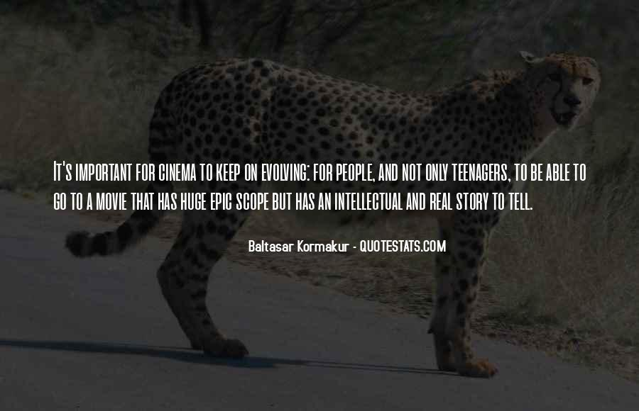 Baltasar Kormakur Quotes #37441