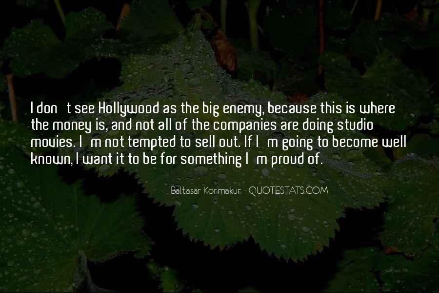 Baltasar Kormakur Quotes #547453