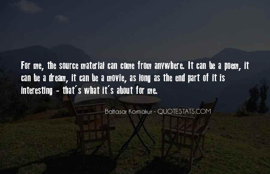 Baltasar Kormakur Quotes #986897