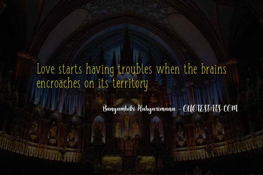 Bangambiki Habyarimana Quotes #1375438