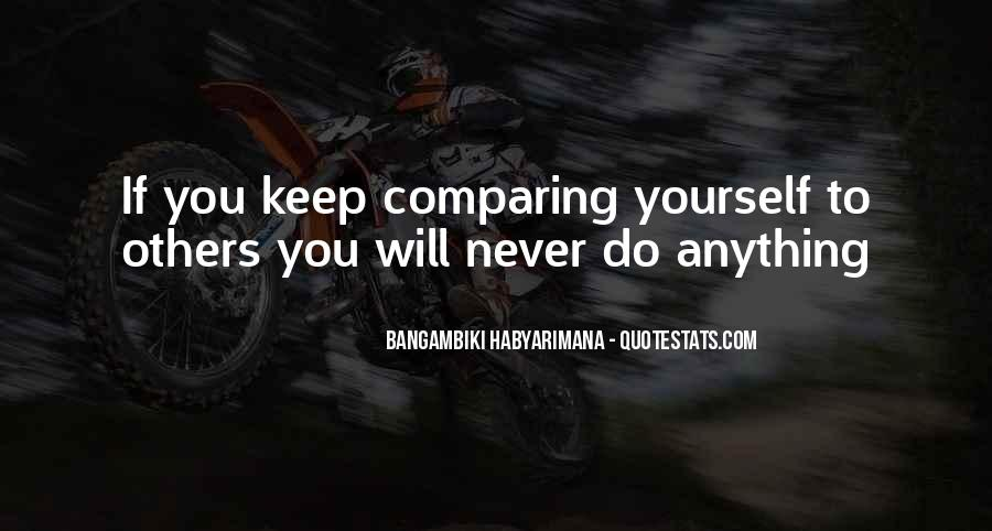 Bangambiki Habyarimana Quotes #1404737