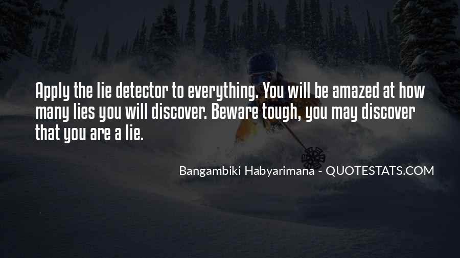 Bangambiki Habyarimana Quotes #1574891