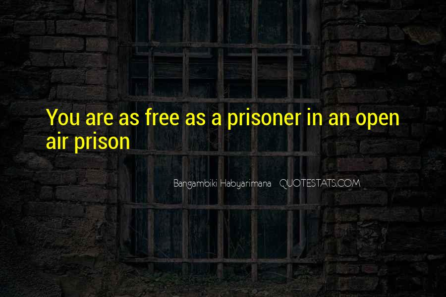 Bangambiki Habyarimana Quotes #163036