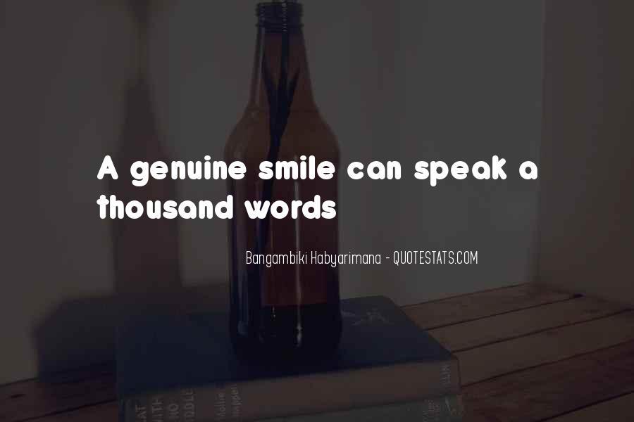 Bangambiki Habyarimana Quotes #1739923