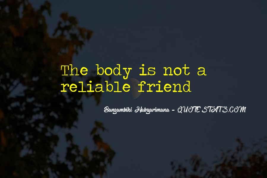 Bangambiki Habyarimana Quotes #1828202