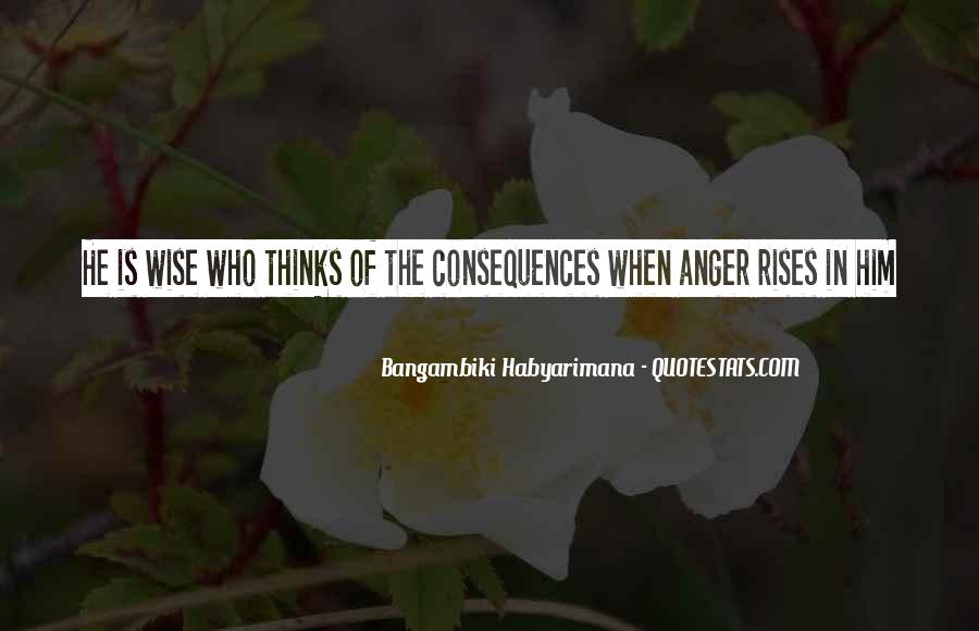 Bangambiki Habyarimana Quotes #508657