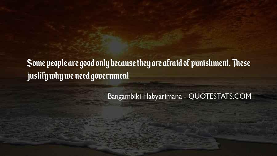 Bangambiki Habyarimana Quotes #580057