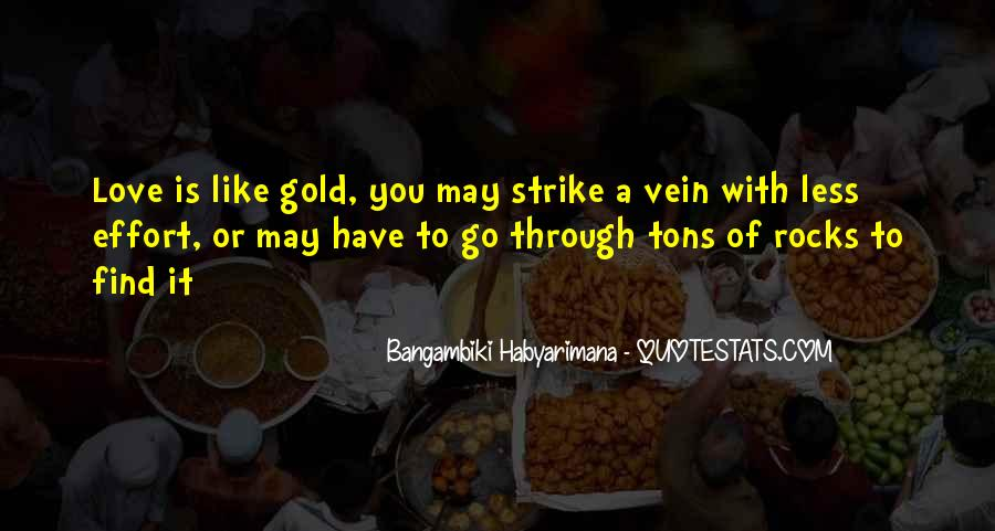 Bangambiki Habyarimana Quotes #591866