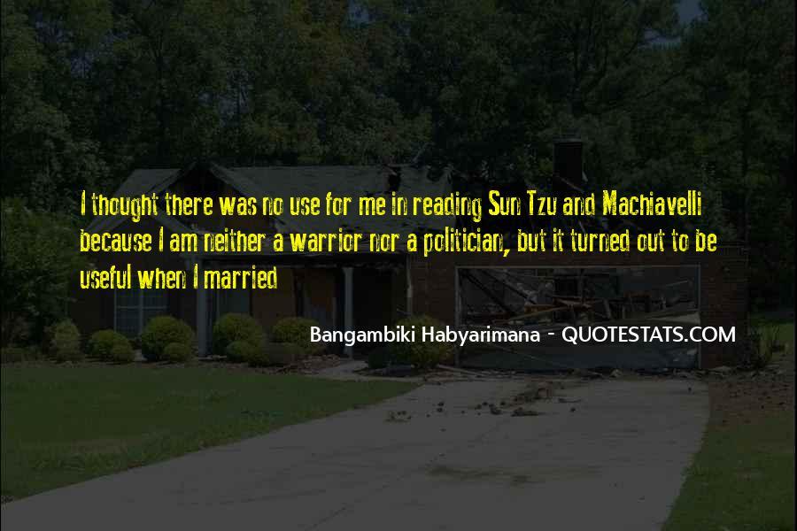 Bangambiki Habyarimana Quotes #596434