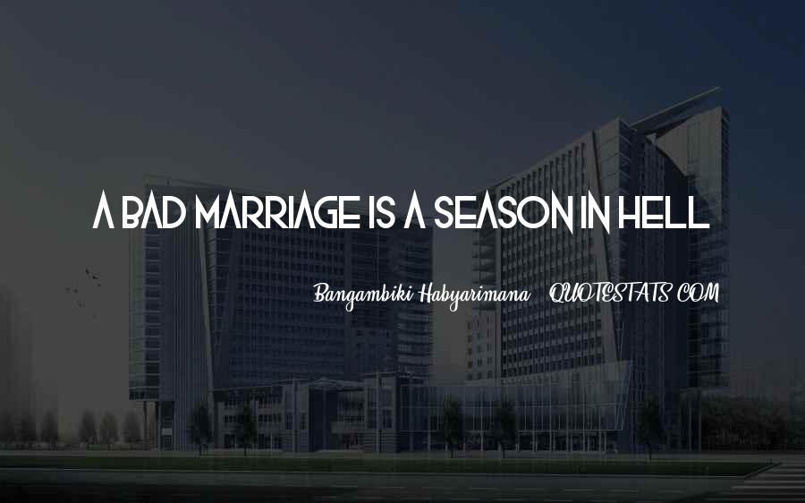 Bangambiki Habyarimana Quotes #807143