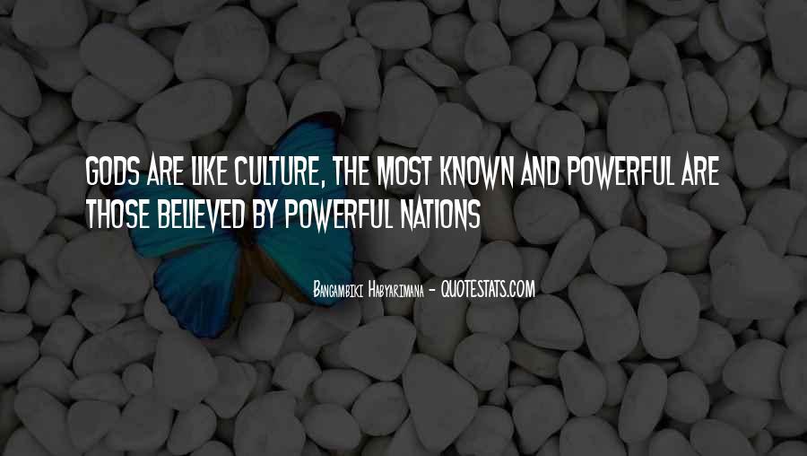 Bangambiki Habyarimana Quotes #828675