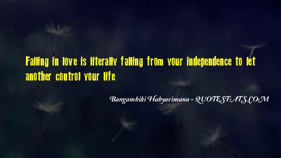 Bangambiki Habyarimana Quotes #987594