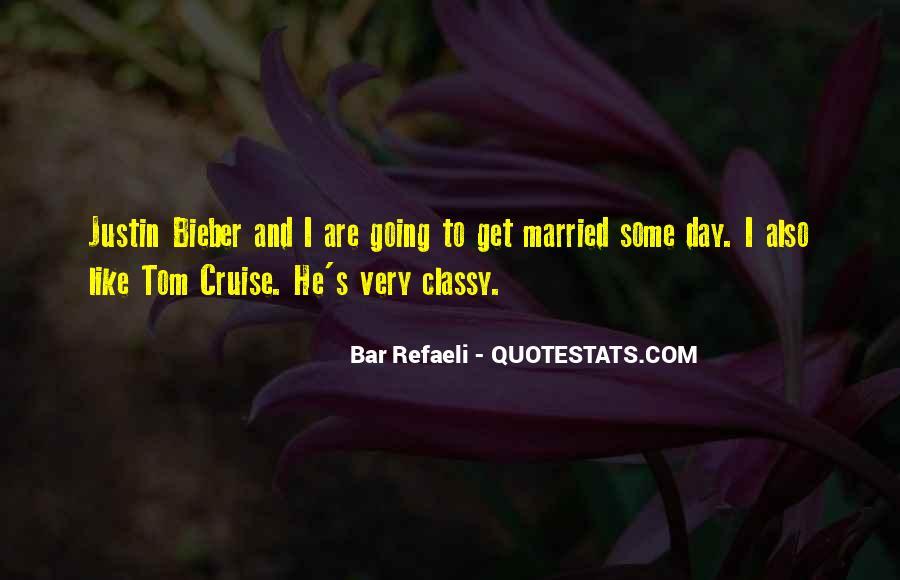 Bar Refaeli Quotes #1320035