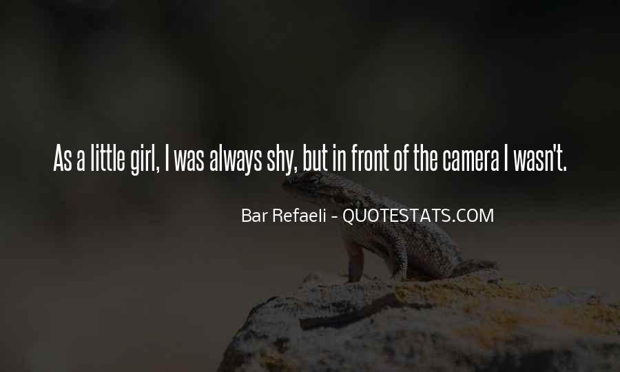 Bar Refaeli Quotes #68396
