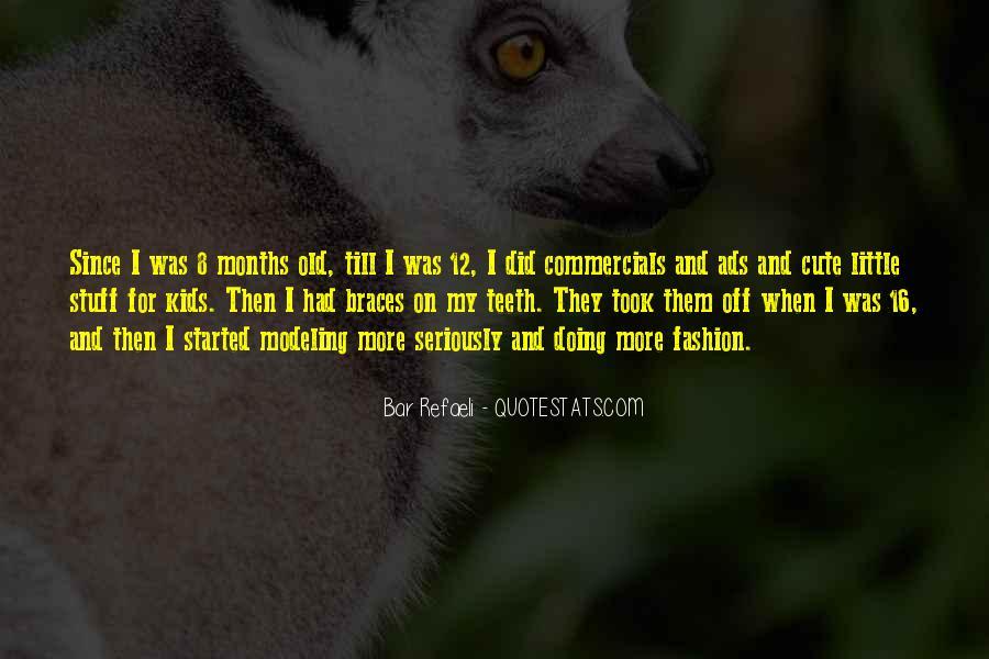 Bar Refaeli Quotes #846029