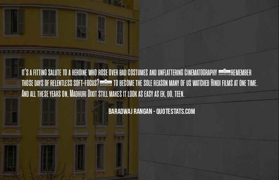 Baradwaj Rangan Quotes #1872482