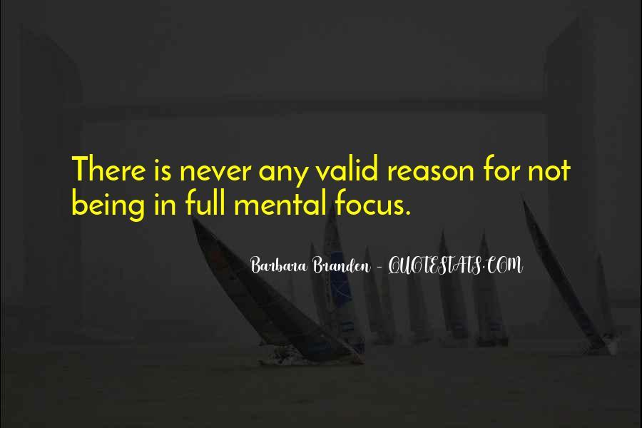 Barbara Branden Quotes #1597569