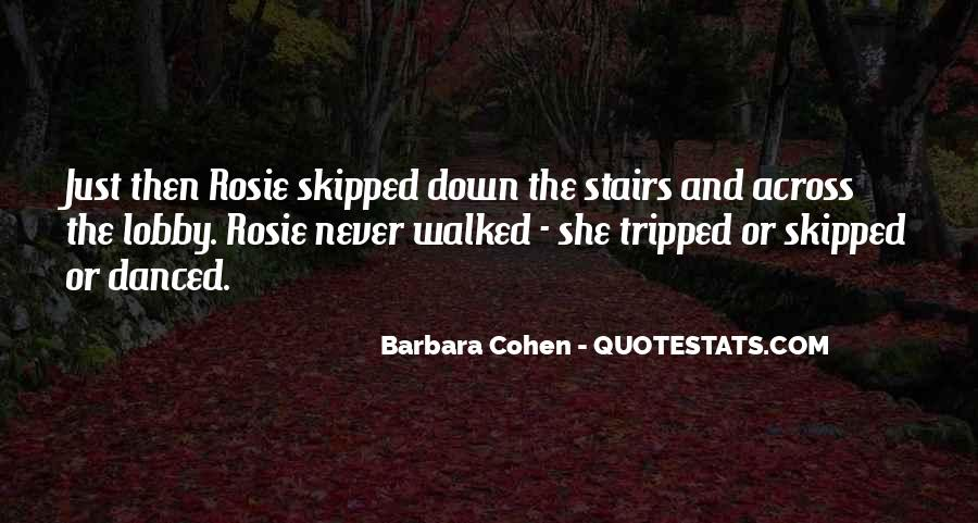 Barbara Cohen Quotes #1781815