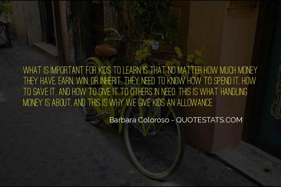 Barbara Coloroso Quotes #722213