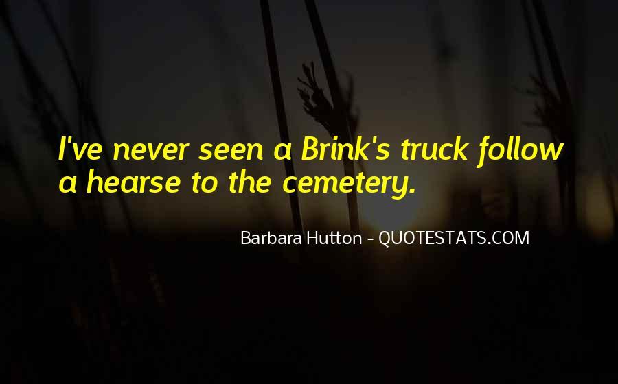 Barbara Hutton Quotes #1288561