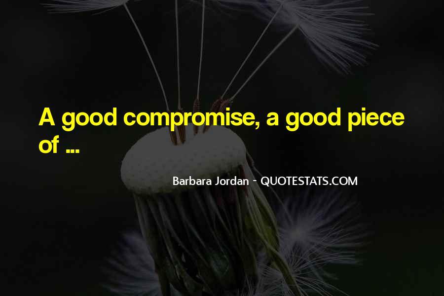 Barbara Jordan Quotes #1058227