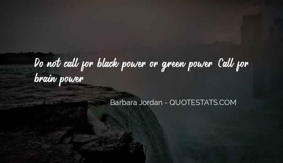Barbara Jordan Quotes #1133666