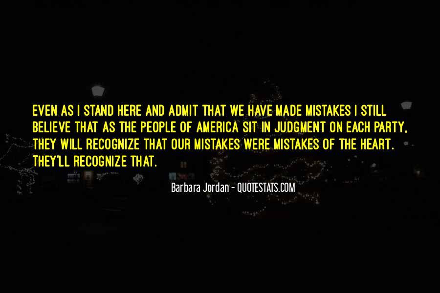 Barbara Jordan Quotes #123945