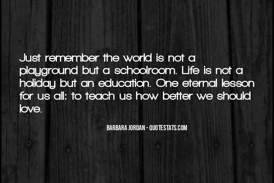 Barbara Jordan Quotes #1307136