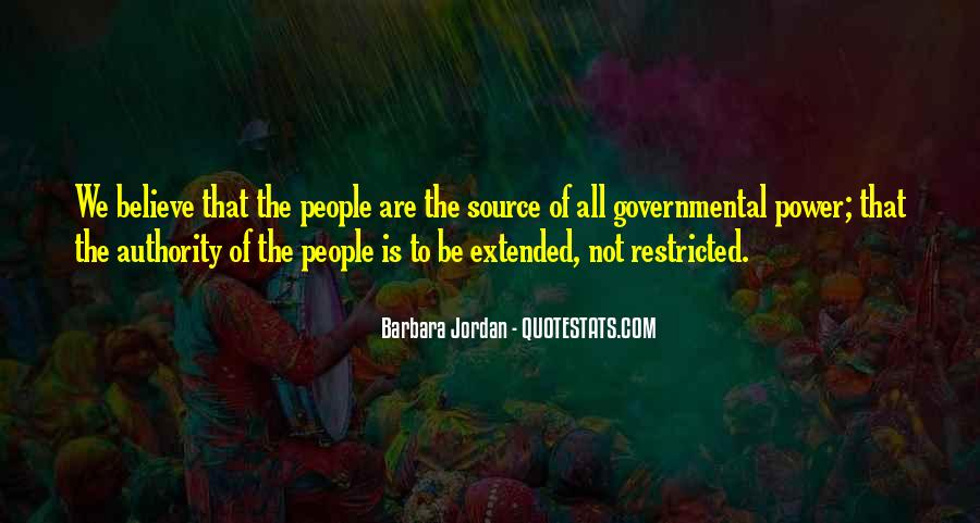 Barbara Jordan Quotes #1414665