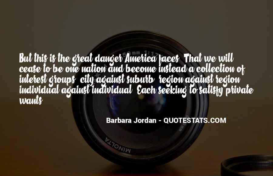 Barbara Jordan Quotes #1422452