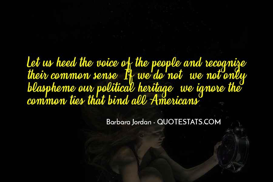 Barbara Jordan Quotes #1434069