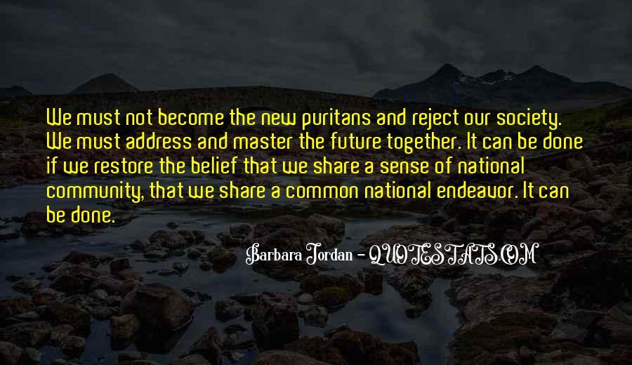 Barbara Jordan Quotes #159261