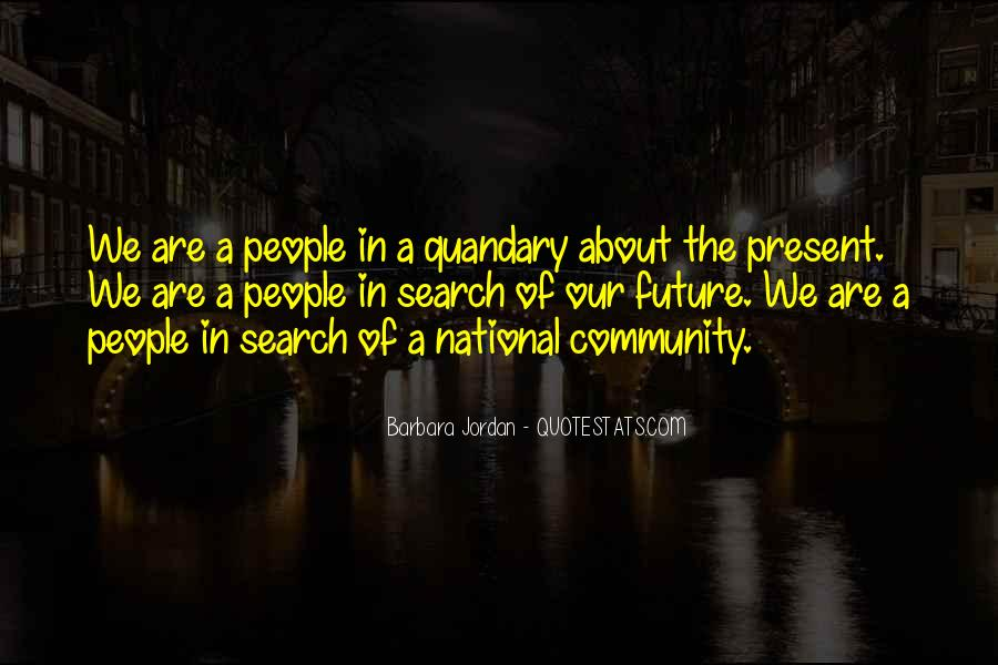 Barbara Jordan Quotes #1641131