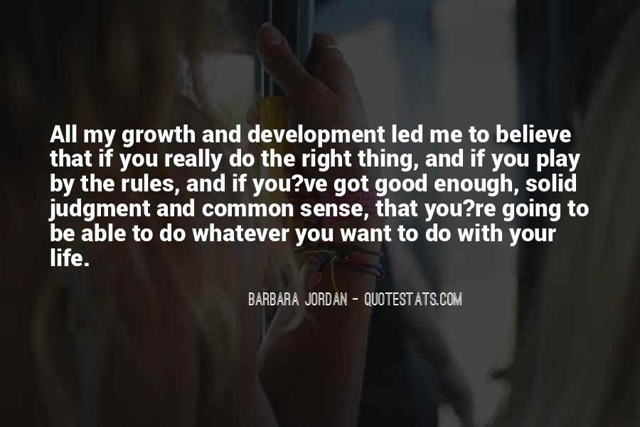 Barbara Jordan Quotes #1666396