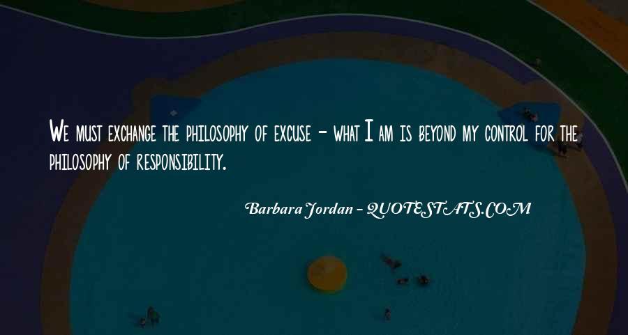 Barbara Jordan Quotes #1670950